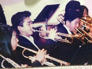 伊藤大輔 中学生の写真